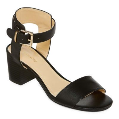 0478fb63879c Liz Claiborne Eclipse Womens Heeled Sandals Heeled Sandals