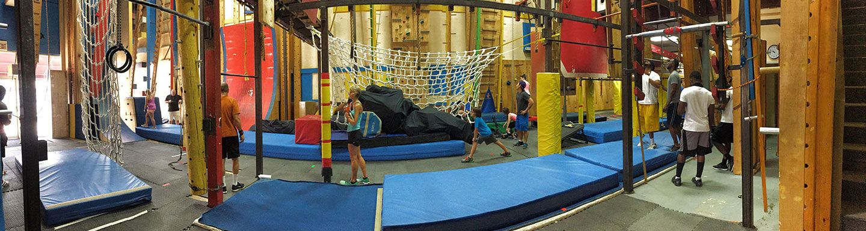 Ninja Warrior Gym Virginia Beach