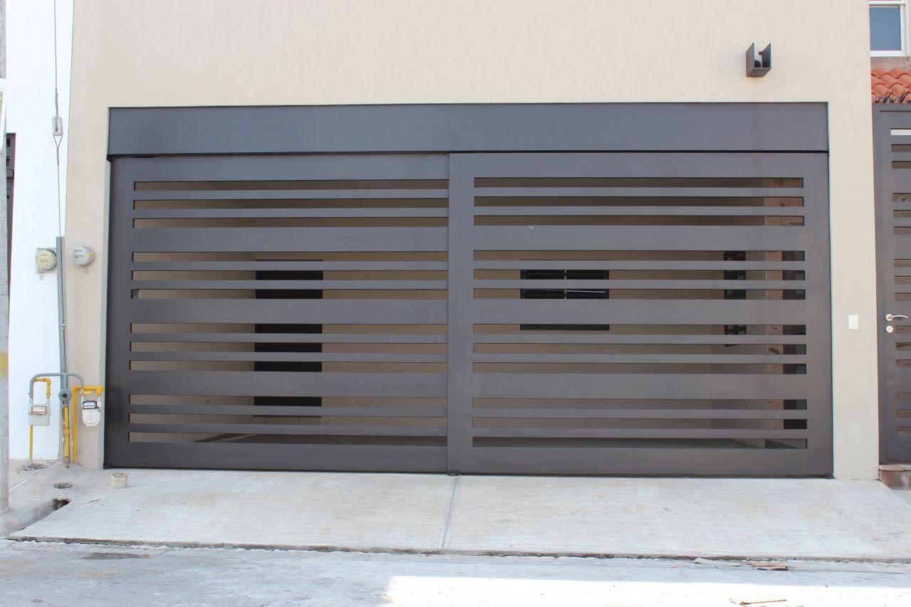 Porton corredizos buscar con google puertas - Puertas para garages ...