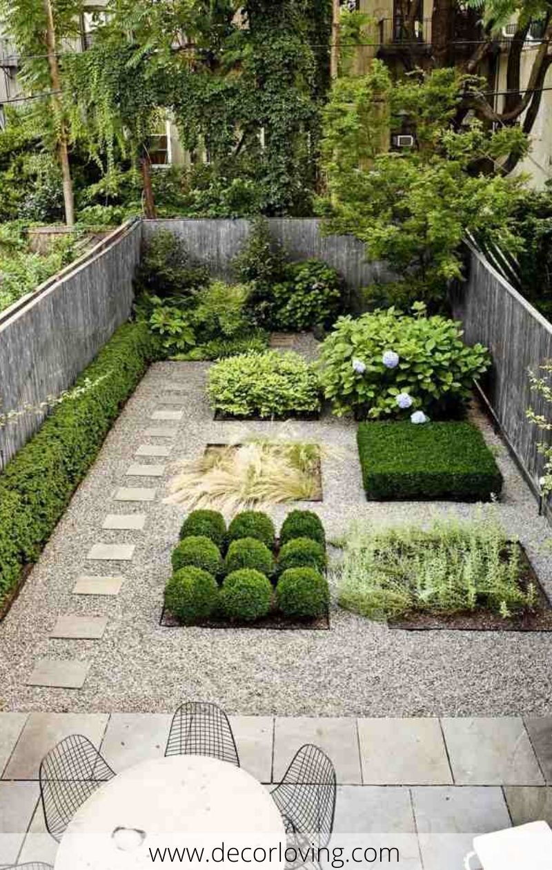 9 Best Cozy Small Garden Ideas On A Budget In 2020 Small Rectangular Garden Ideas Small Garden Design Backyard Garden