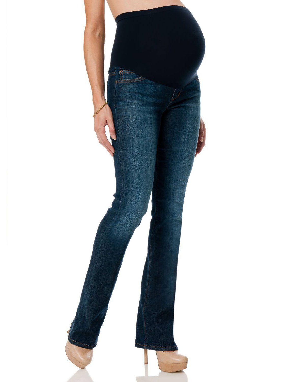 9b579d1eddf55 Joes Jeans Socialite Secret Fit Belly(r) Signature Pocket Boot Cut Maternity  Jeans