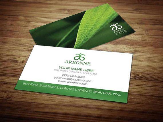 Arbonne Business Card Design 3 Modified Arbonne Business Cards Vistaprint Business Cards Create Business Cards