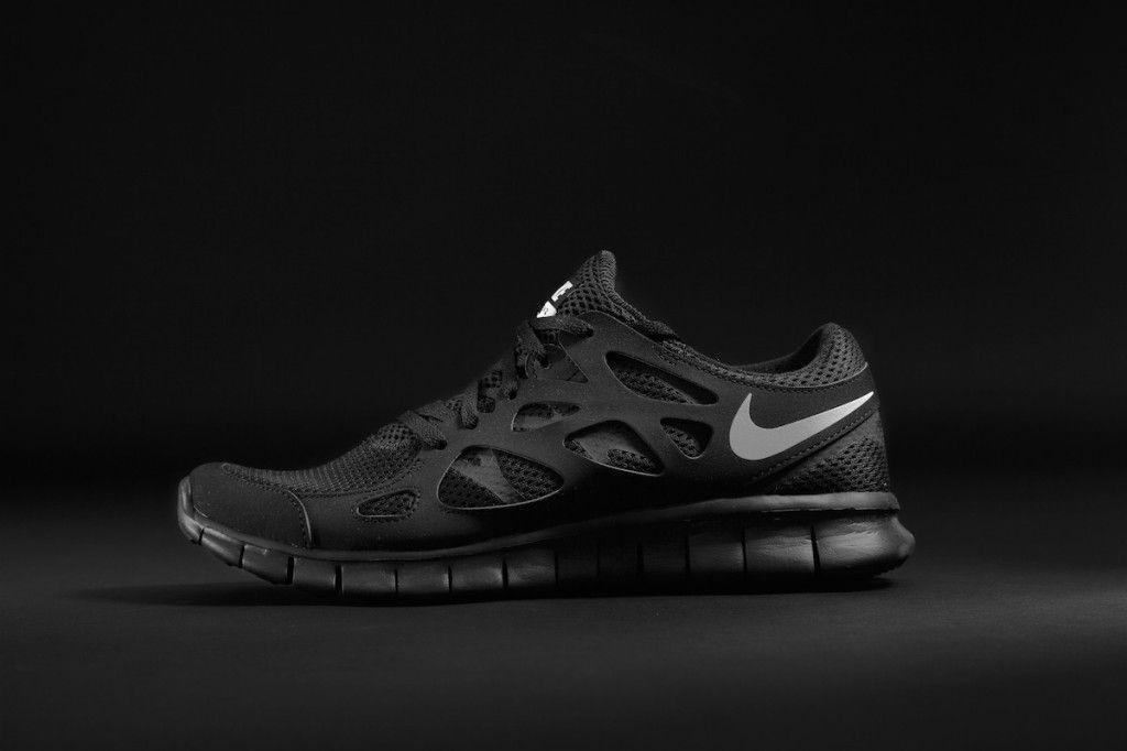 Nike Free Run Casier 2 Pieds