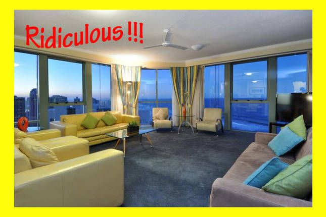 Ridiculous Prices In Sun City Resort Surfers Paradise Qld Accommodation