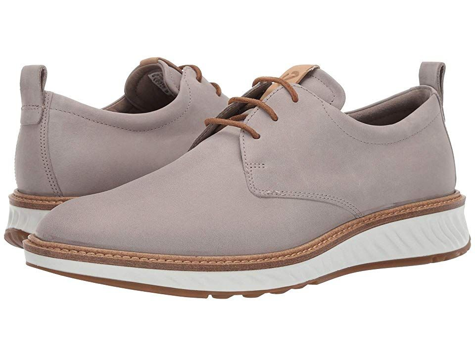 ecco men's st1 hybrid plain toe oxford