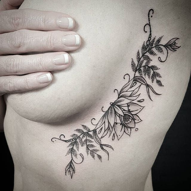 Image result for side boob tattoos vision board for Side boob tattoo ideas