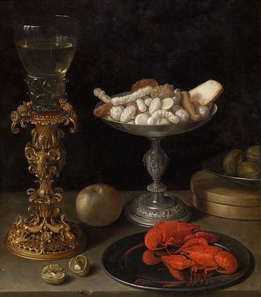 Jeremias Van Winghe Stillleben Still Life Still Life Food Painting Still Life Painting