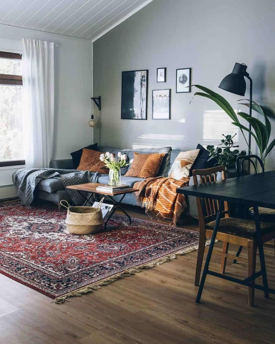 masculine interior and decorating inspiration with colors on living room color inspiration id=27377