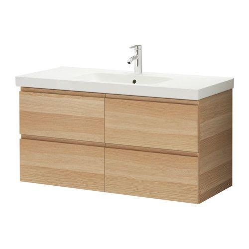 Mobilier Et Decoration Interieur Et Exterieur Meuble Lavabo Meuble Vasque Et Ikea