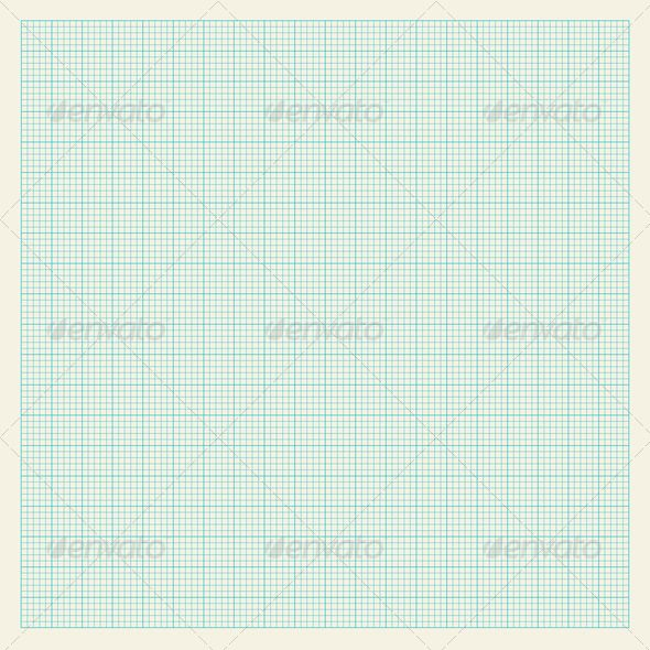 Graph paper background abstract, aged, background, blank, blue - engineering graph paper template