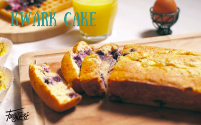 Koolhydraatarme ontbijtcake - Recept van de Foodsisters