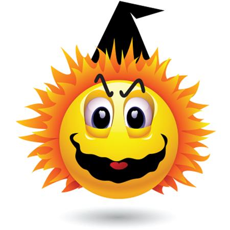 Halloween Emoticon | Emoticon, Smiley and Smileys