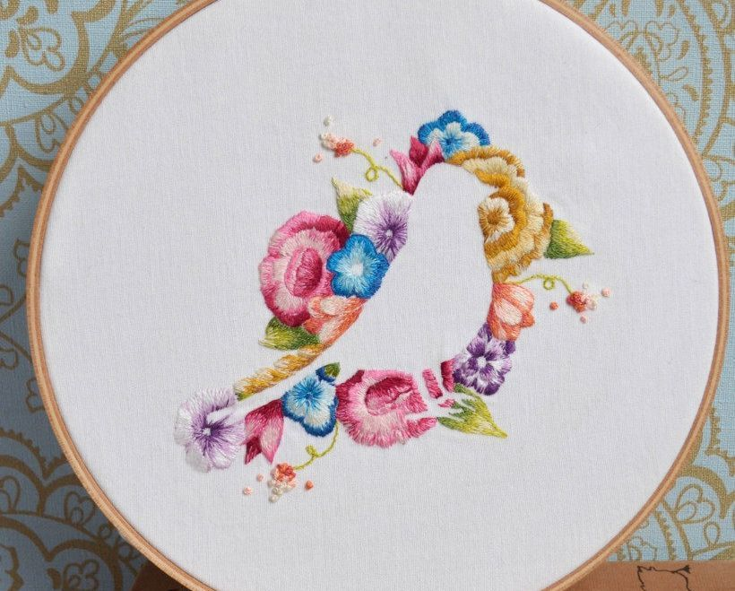 8 Stunning Embroidery Patterns For Advanced Stitchers Embroidery
