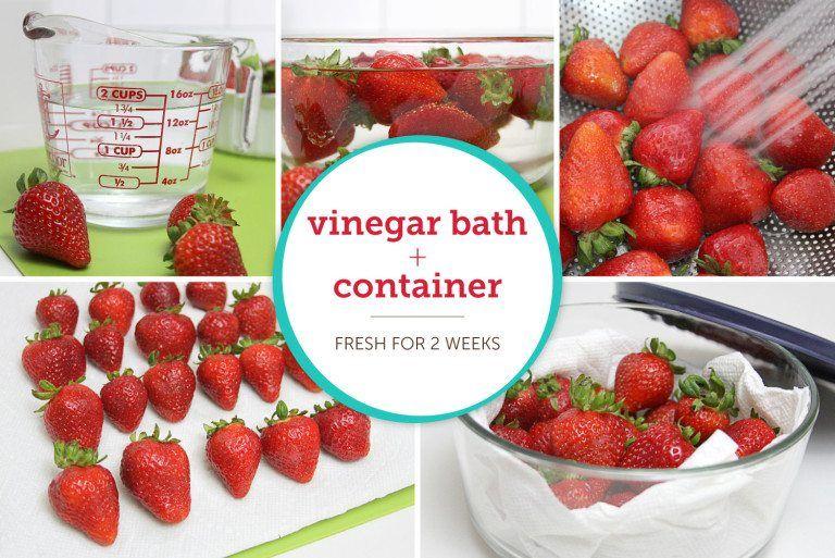 How to Store Strawberries & Keep Them Fresh Shari's