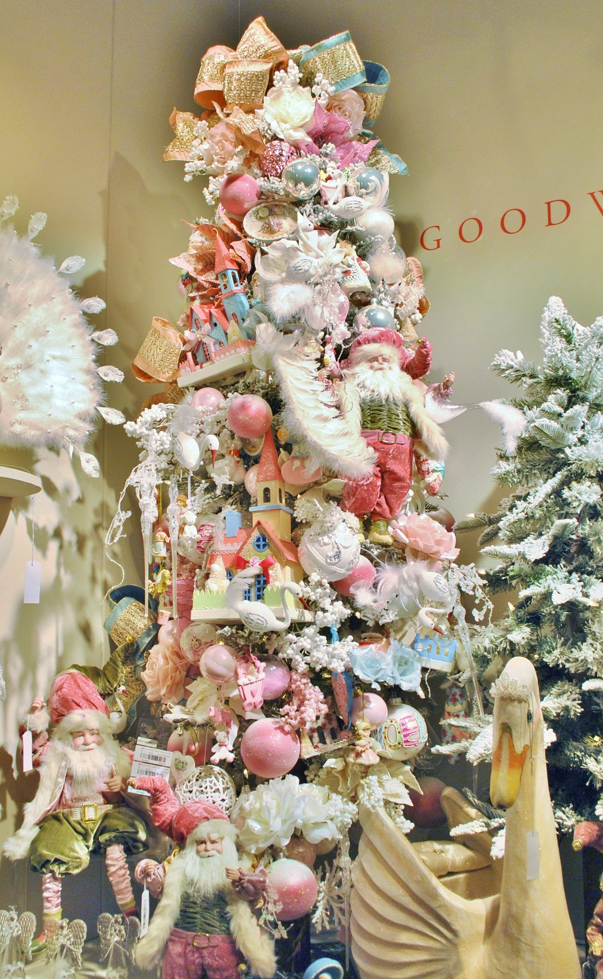 Cute Baby collection by Goodwill Pink Christmas