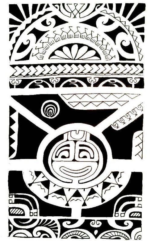 Dessin Tatouage Maorie jooli dessin ou croquis pour tatouage maori marquisien | maori
