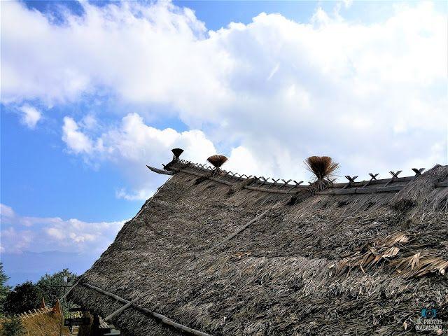 Naga Traditional Huts And Architecture Of Nagaland