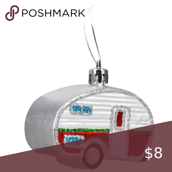 Greenbrier 2020 Christmas Ornament Greenbrier Christmas Holiday Camper Ornament in 2020 | Camper