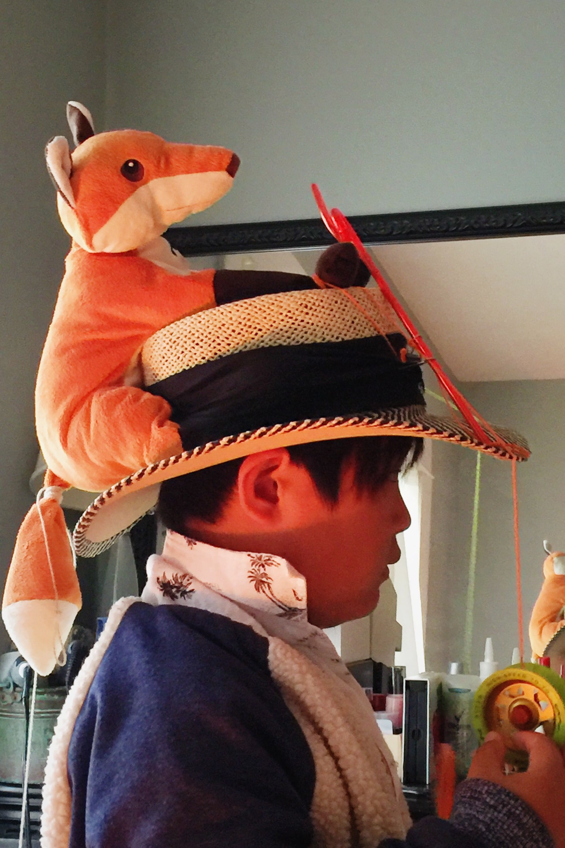 DIY crazy hat day idea. Interesting concept, but I am more amazed that he wore that to school... what's not to love? #crazyhatdayideas DIY crazy hat day idea. Interesting concept, but I am more amazed that he wore that to school... what's not to love? #crazyhatdayideas DIY crazy hat day idea. Interesting concept, but I am more amazed that he wore that to school... what's not to love? #crazyhatdayideas DIY crazy hat day idea. Interesting concept, but I am more amazed that he wore that to school.. #crazyhatdayideas