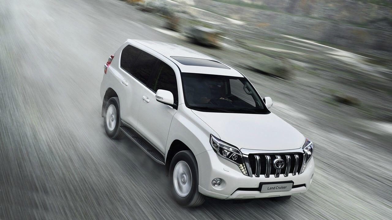 2020 Toyota Land Cruiser Prado Interior Release Date Redesign Photos