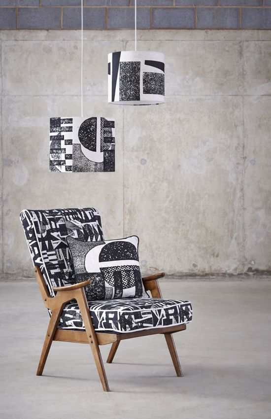 FRESH for April: stunning home textile designs by Laura Slater