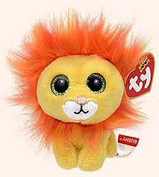 Bushy - lion - Teenie Beanie Boos  41aa0f6c54a4