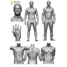 Head Scans Full Body Scans Tutorials And Hdri S For 3d Artists Anatomy Anatomy Reference Anatomy Poses