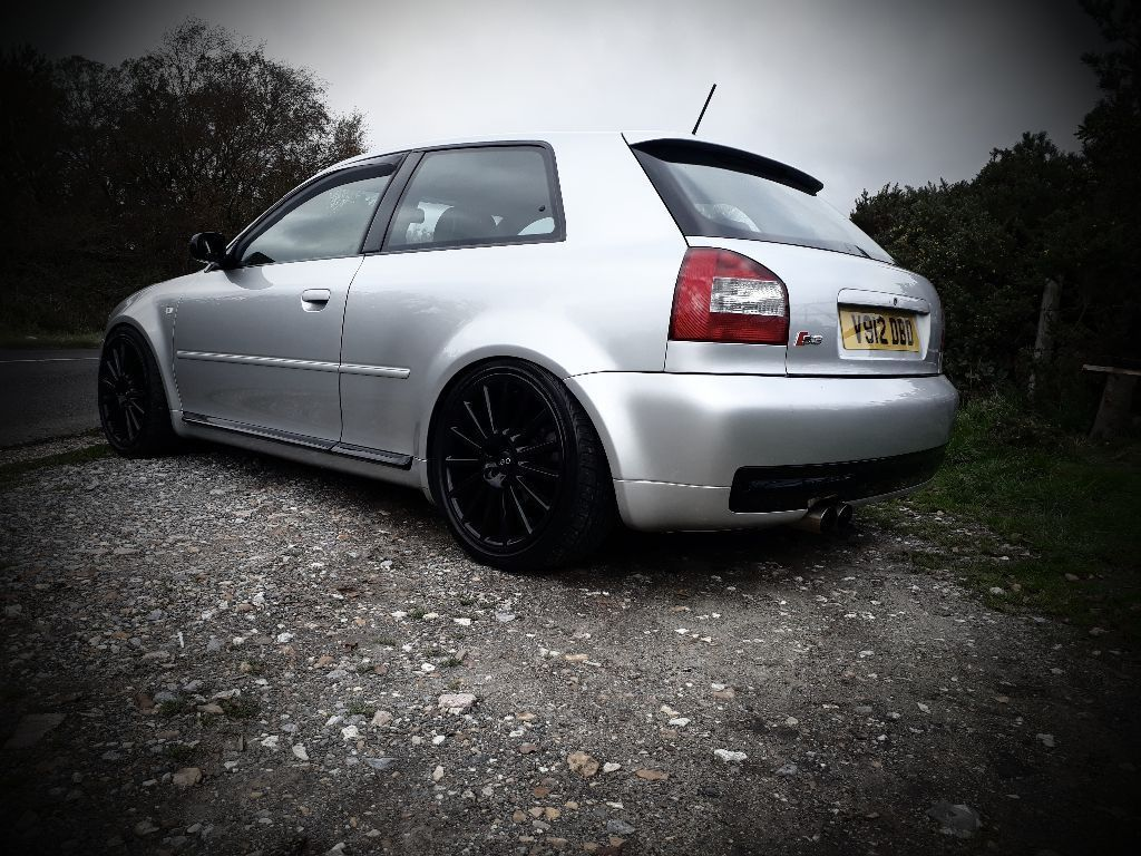 Looking For A Audi S3 8l 280bhp Stage 2 Remap Im After Honda Civic