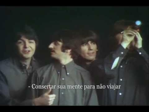 The Beatles - All Together Now - Yellow Submarine [Legendado] - YouTube