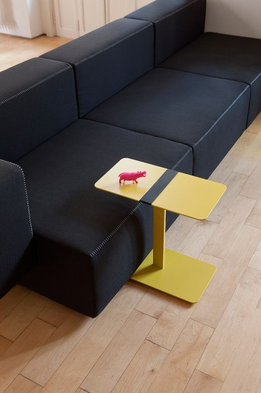 Step Sofa By Vincent Van Duysen Serra Table By Victor Carrasco For