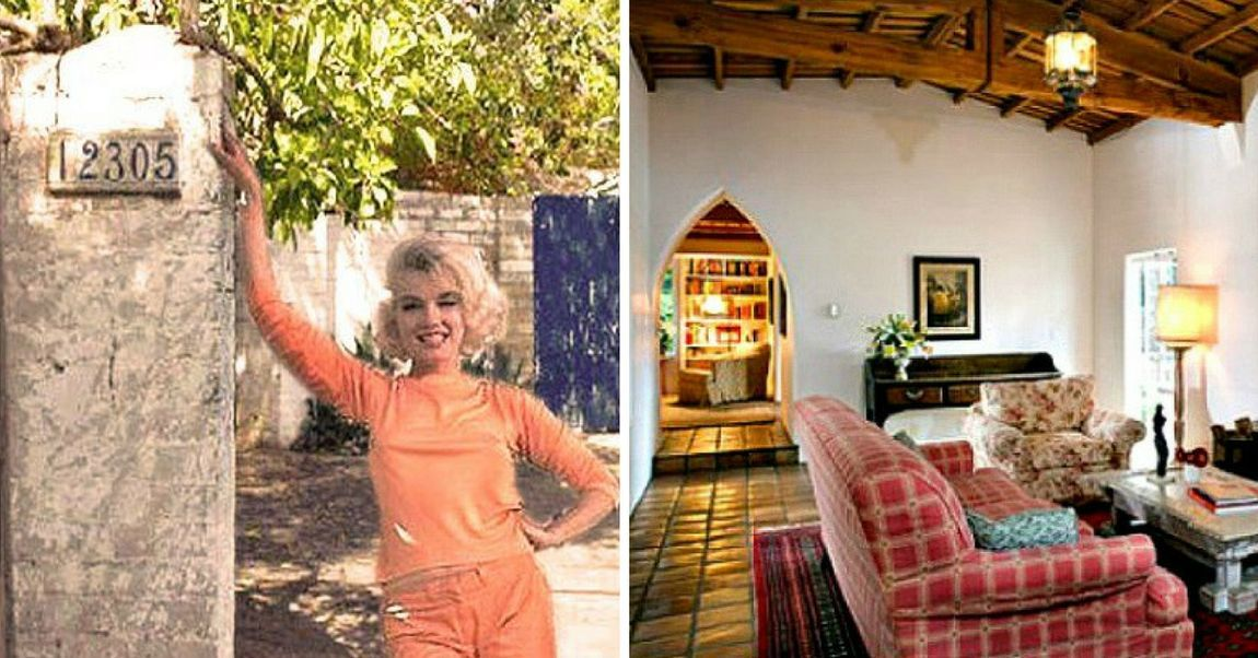 Marilyn Monroe S Home Offers A Glimpse Of The Woman We Only