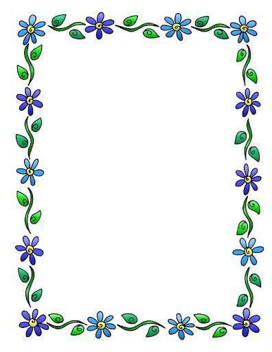 hojas de presentacion de trabajos escolares decoradas - Ukran ...