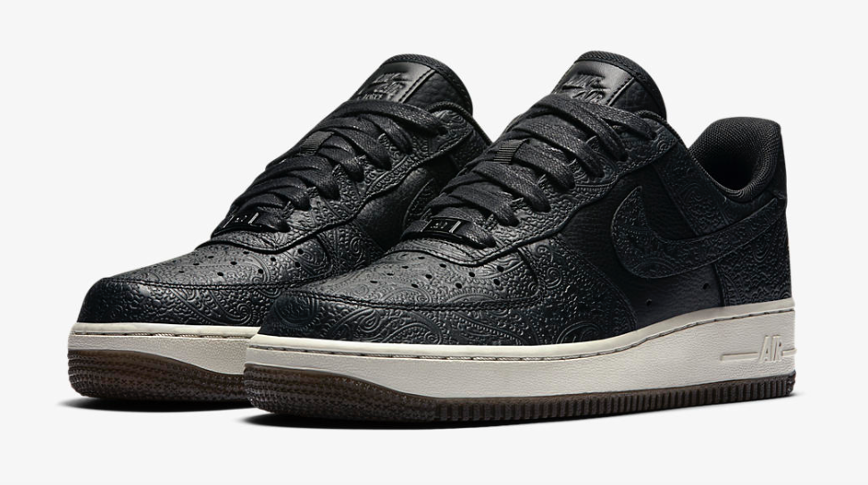 Intricate Details On This Nike Air Force 1 Low