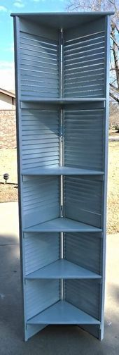 Shutter shelving... — Beckwith's Treasures