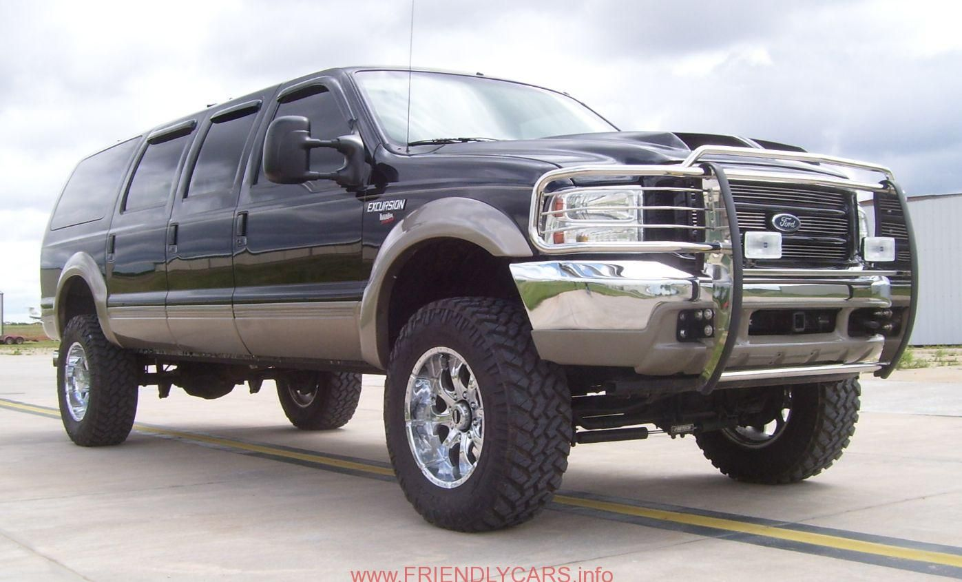 Awesome ford 2015 excursion car images hd cabt the stretch truck company upfitter
