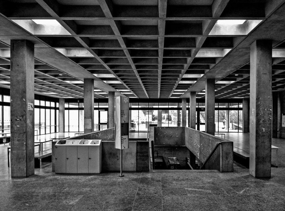 Architekt Regensburg regensburg brutalist architecture in germany