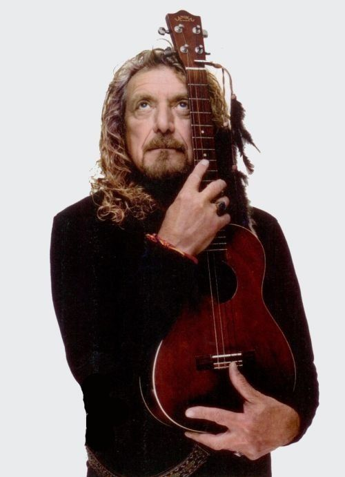 Robert Plant J'aime cet homme-là.