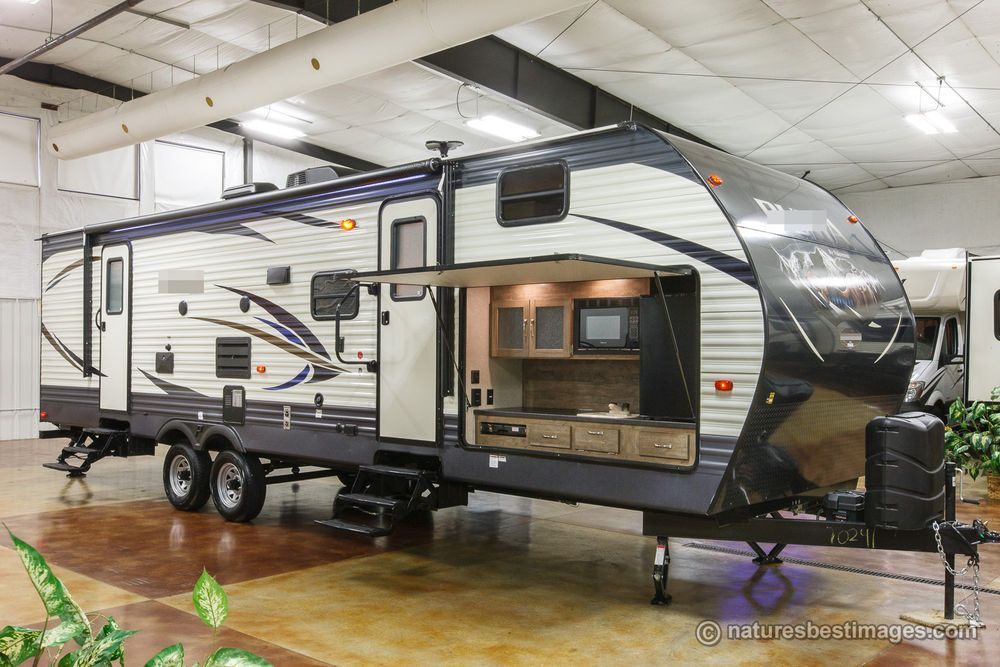 2018 Front Bunkhouse Travel Trailer Model 30FBSS ...