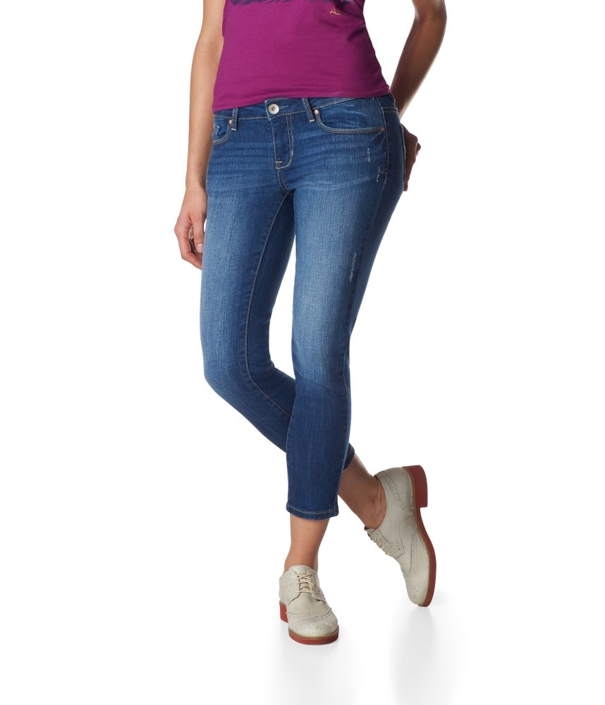 Lola Cropped Jegging from Aéropostale - Lola Cropped Jegging From Aéropostale Aeropostale The Latest