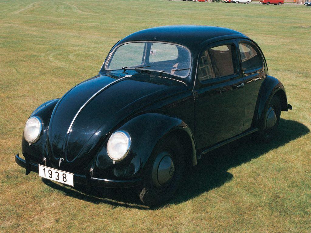 1938 VW 38