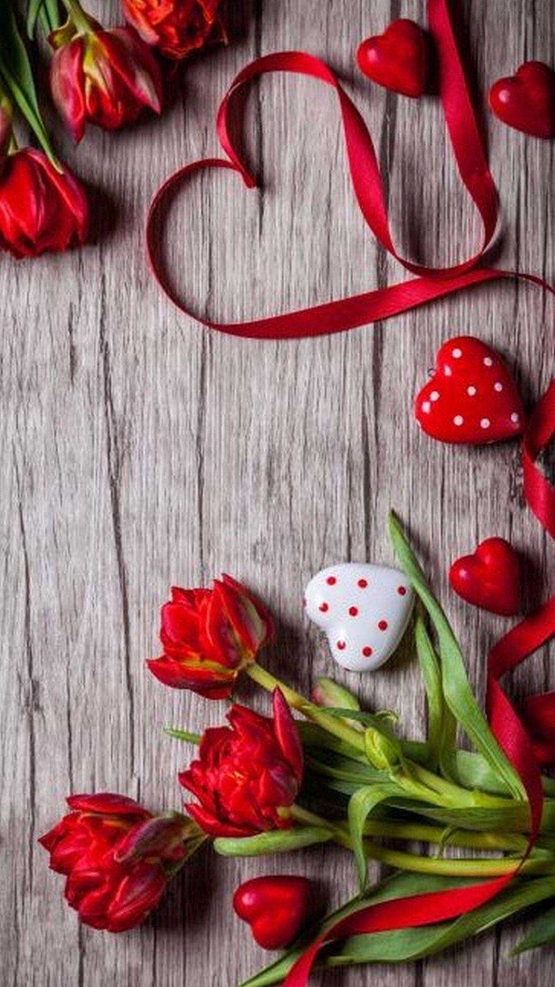 Cute Flower Iphone Wallpaper Hd Heart Iphone Wallpaper Flower