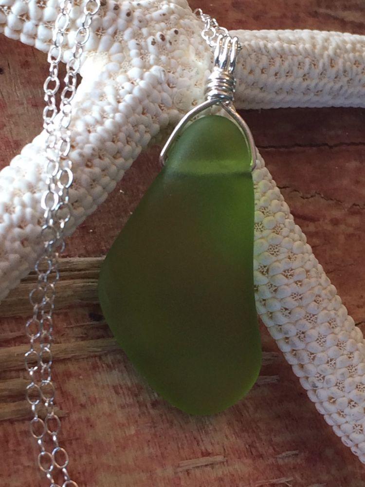 Details About Sea Foam Green Ancient Roman Glass Keshi Pearl
