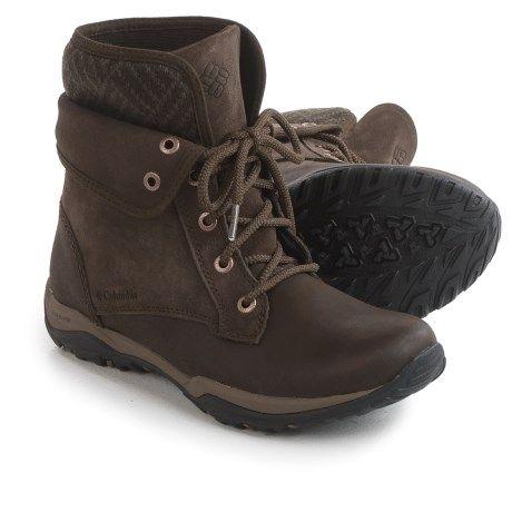 e5f5bd91113 Columbia Sportswear Omni-Tech® Cityside Fold Boots - Waterproof ...