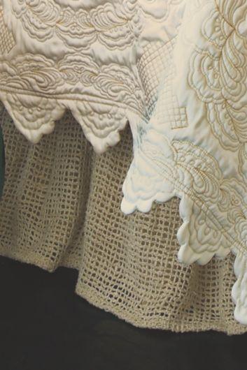 Raw Silk Woven Bedskirt Travis Boy Bedroom In 2019