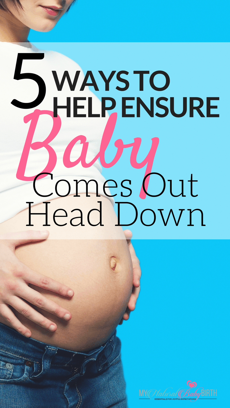 How to turn the baby