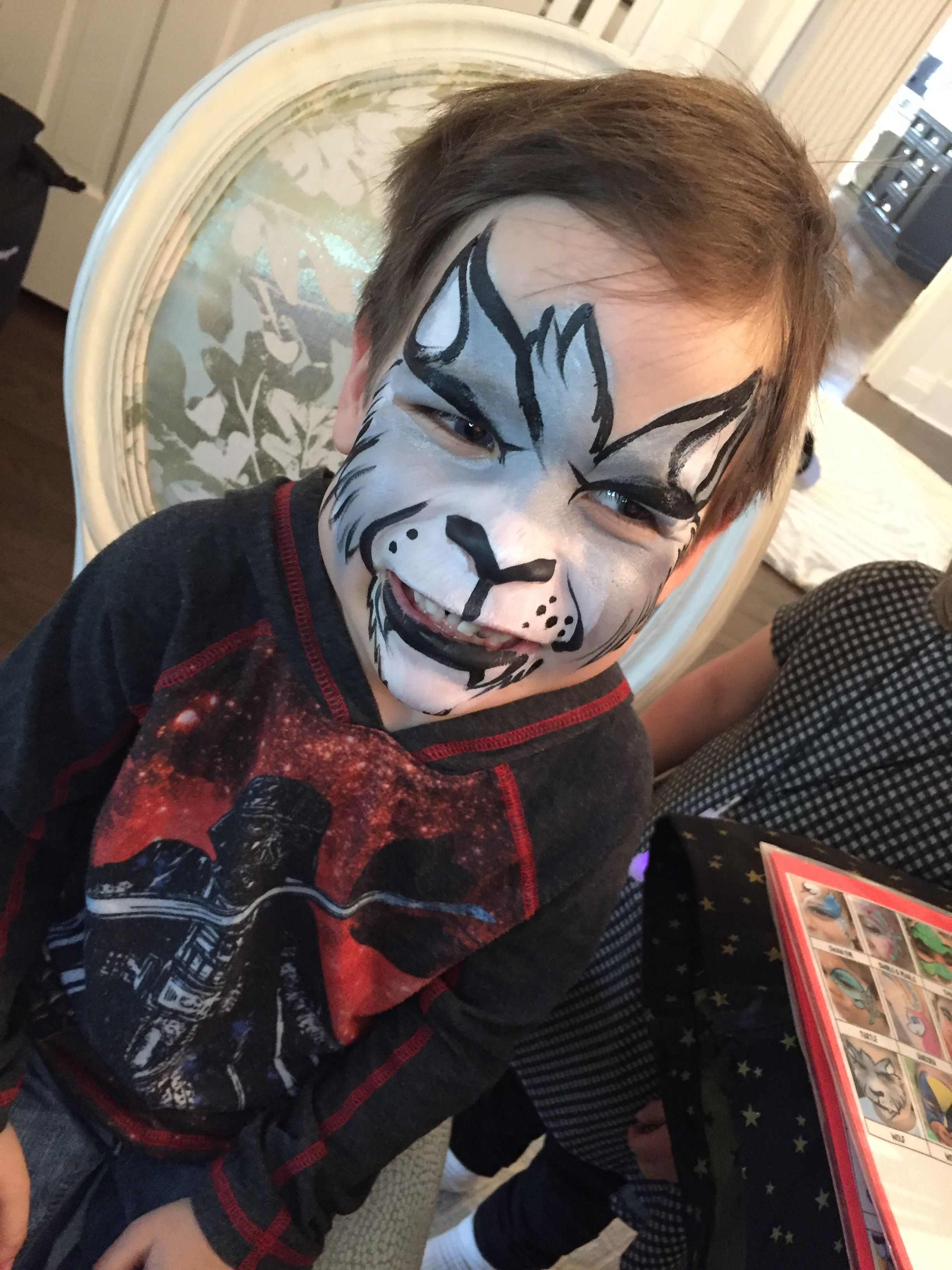 Pin by Midwest Fun Factory on FACE PAINTING / ART
