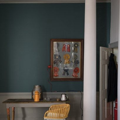 How To Choose Paint Inchyra Blue Farrow Ball And Decorating