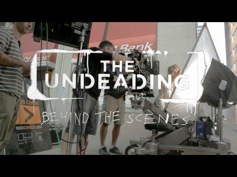 Bringing #TheUndeading to life #1