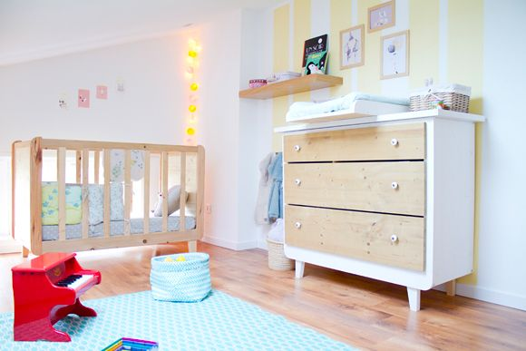 Beautiful Meuble Chambre Bebe Pictures - Design Trends 2017 ...