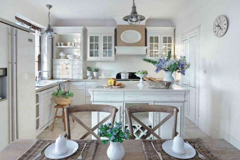 Styl Loftowy Z Francuską Klasyką W Kuchni Home Sweet Home